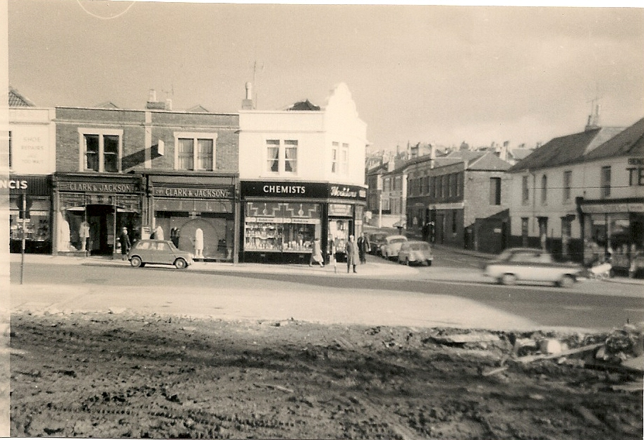 205A, Gloucester Road dated 1964