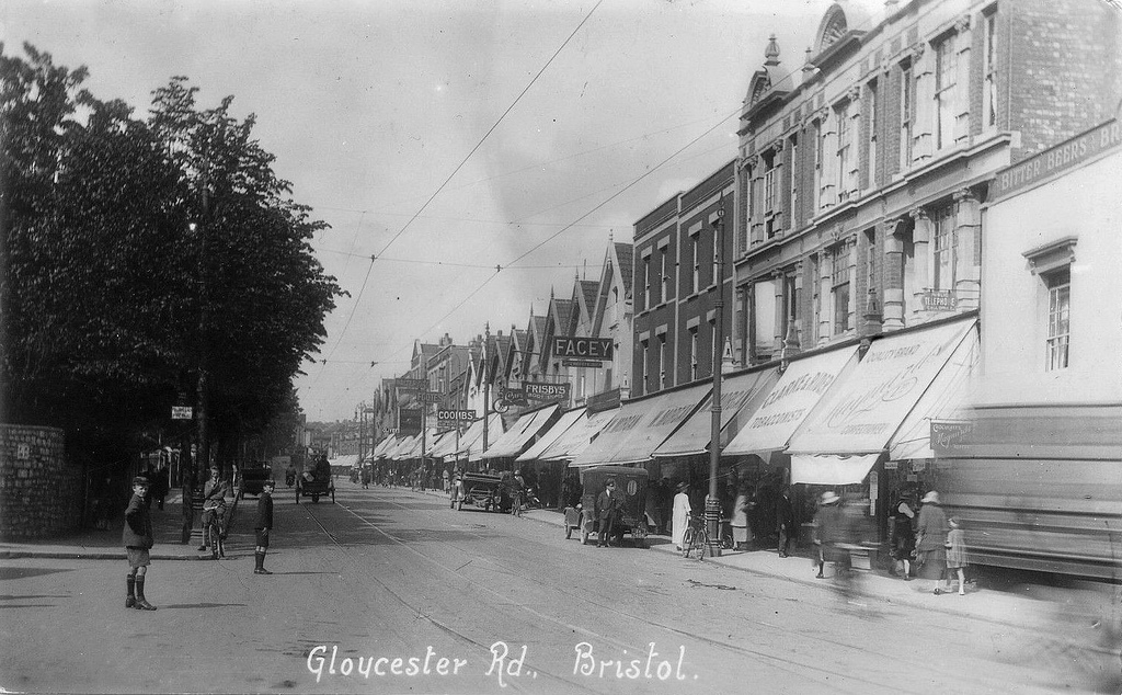 15, Gloucester Road dated 1925 from Paul Townsend