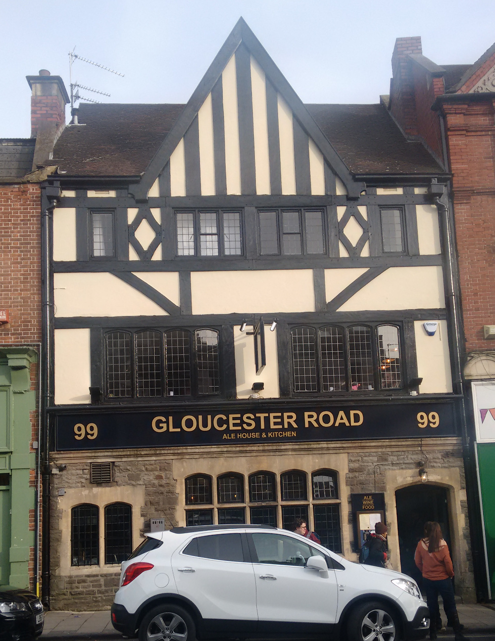 99, Gloucester Road dated 2016-03-01 by chris