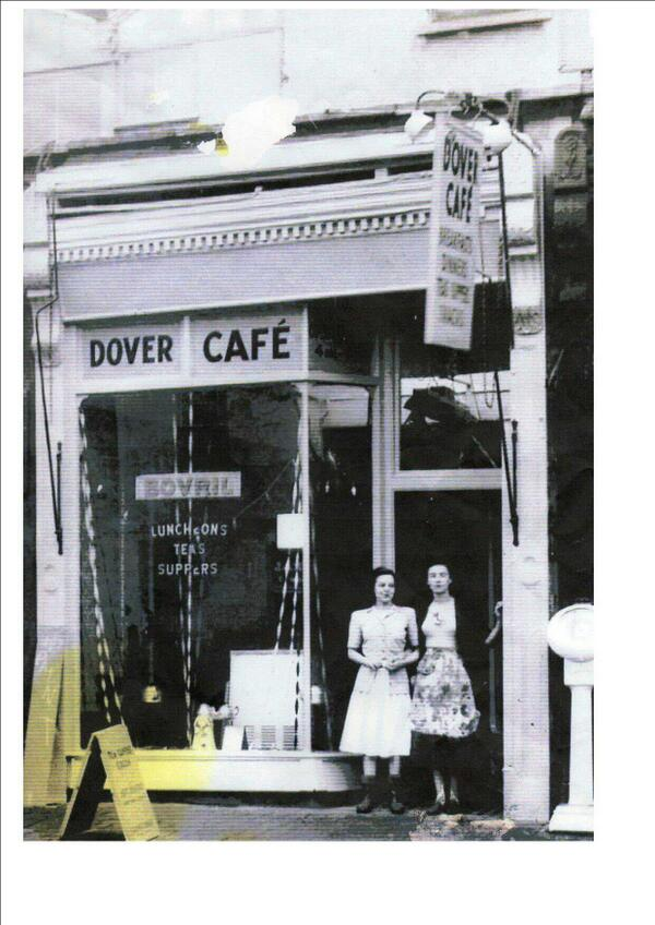 215A, Gloucester Road dated 1945?