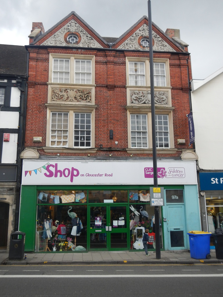 97, Gloucester Road dated 2013-05-16Z by chris