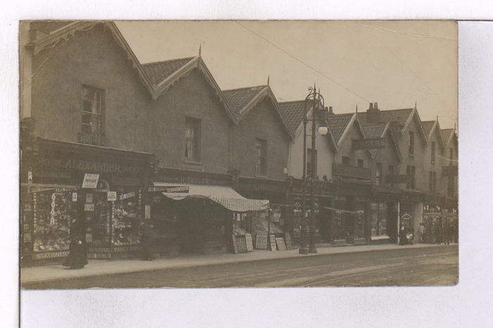 93, Gloucester Road dated 1915
