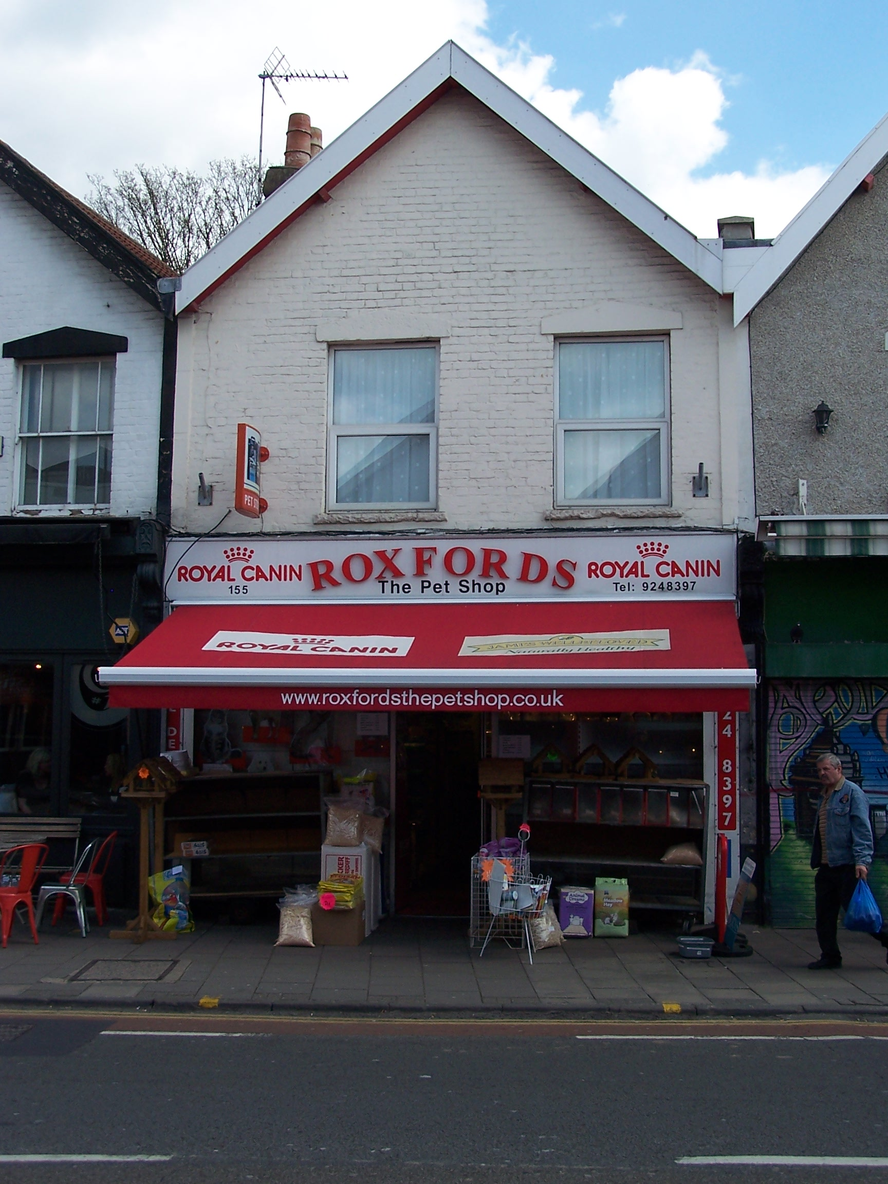 155, Gloucester Road dated 2012-04-18Z by BobHayes