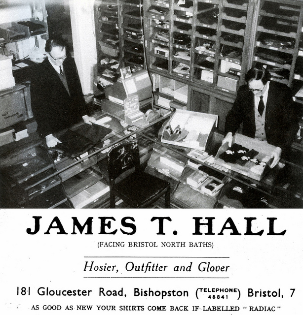 181, Gloucester Road dated 1960 from Paul Townsend