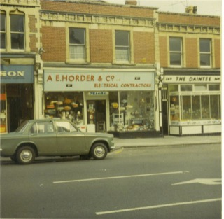 371, Gloucester Road dated 1967 by chris