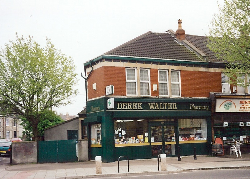 291, Gloucester Road dated 1987