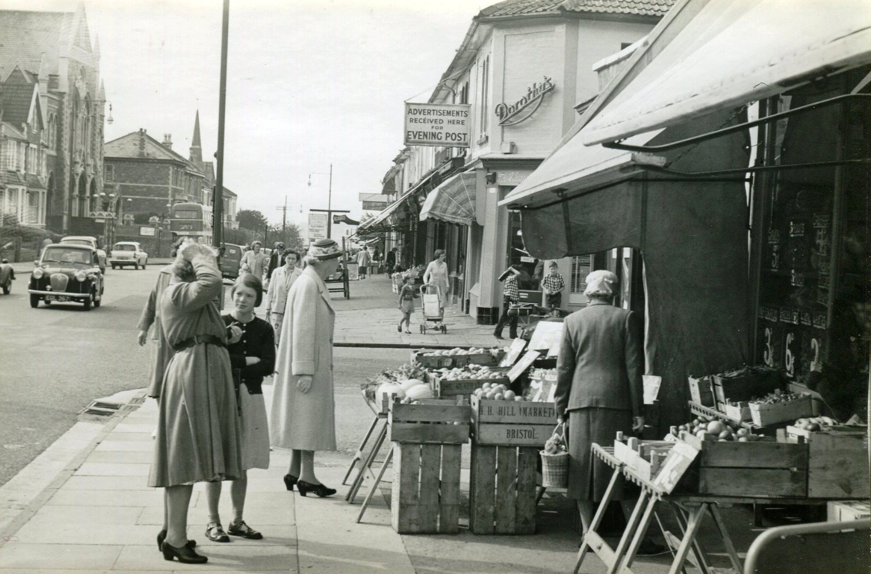 218, Gloucester Road dated 1960